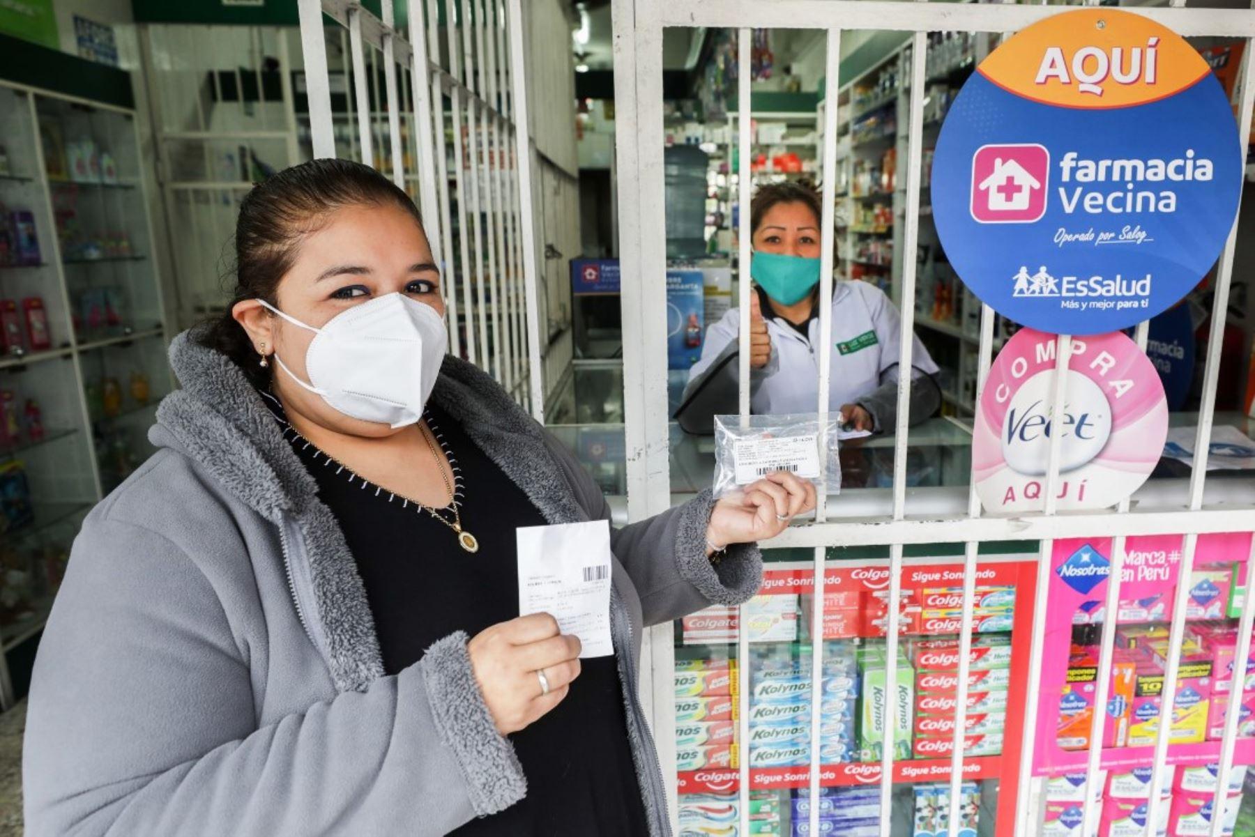 El programa Farmacia Vecina recibe el Premio Buenas Prácticas en Gestión Pública 2020